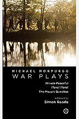 Morpurgo: War Plays (Oberon Modern Playwrights) Kindle Edition