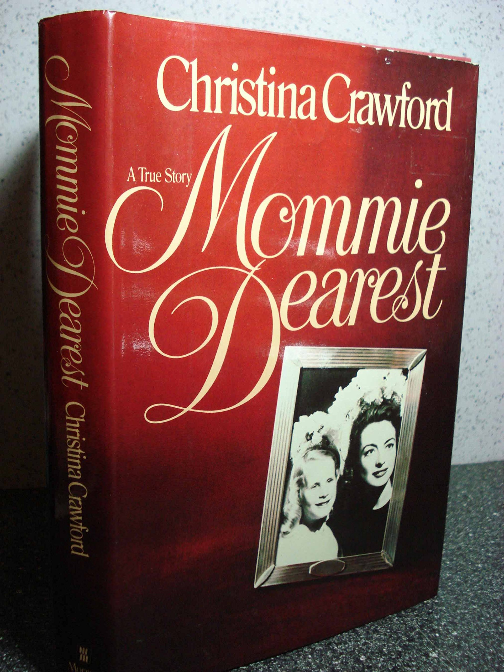 Mommie Dearest book cover