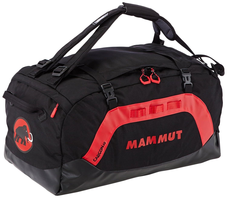 Mammut Tasche Cargon, Black-Fire, 76 x 44 x 43 cm, 110 Liter, 2510-02080-0055-1110
