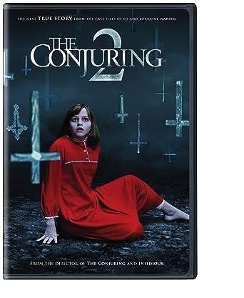 Amazon Com Conjuring 2 Dvd Vera Farmiga Patrick Wilson Frances