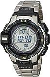 Triple Sensor Solar Watch