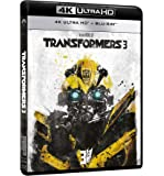 Transformers 3  (Blu-Ray 4K Ultra HD + Blu-Ray)