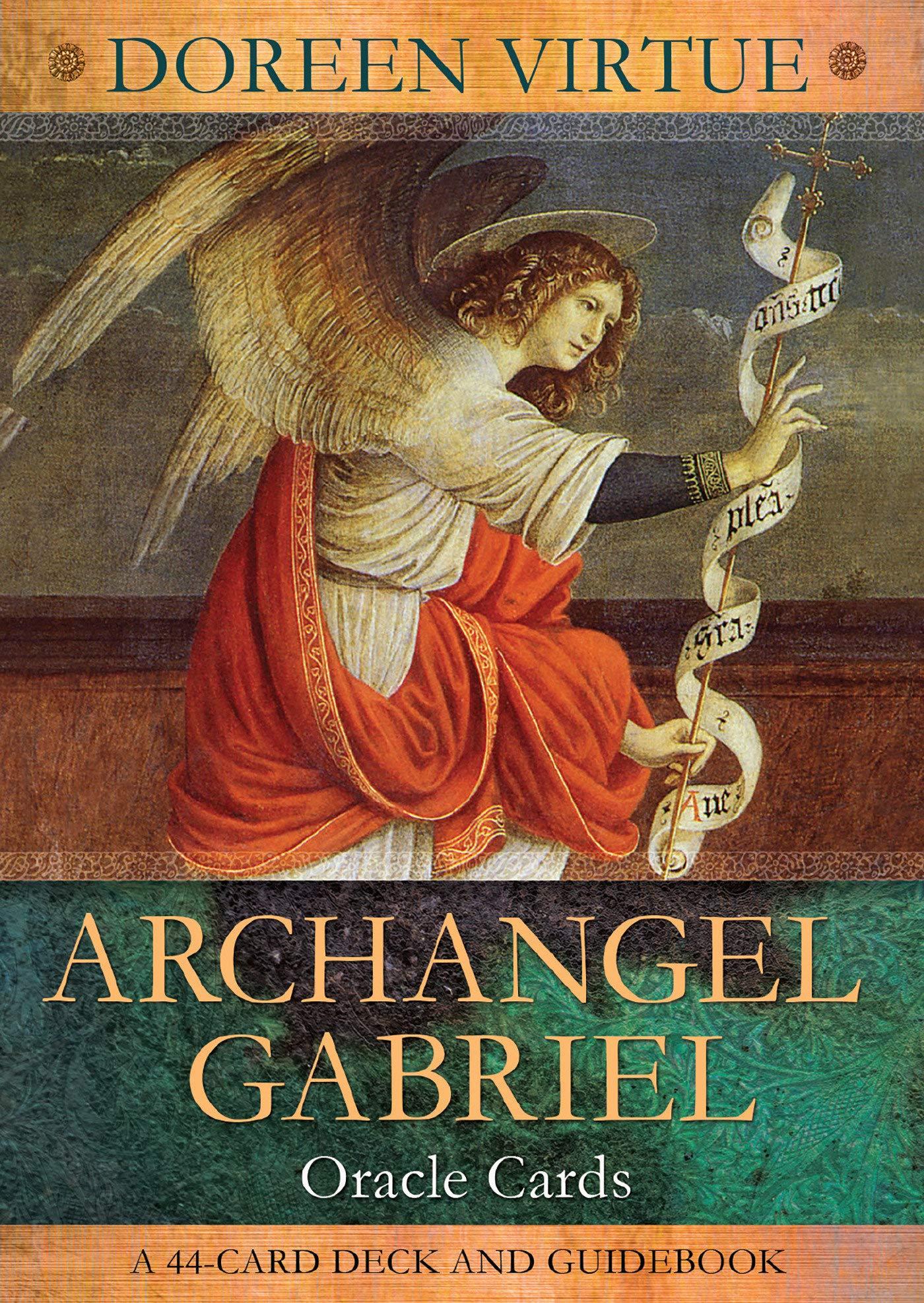 Archangel Gabriel Cards Doreen Virtue product image