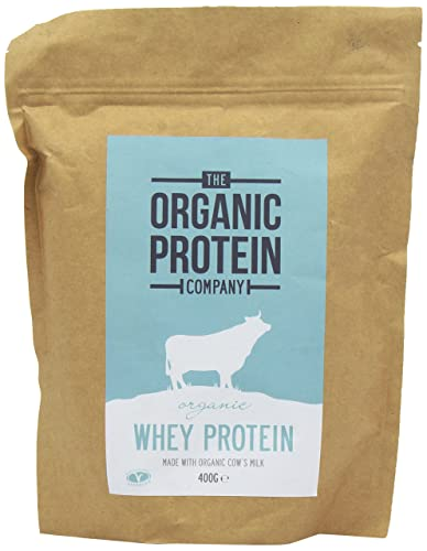 Org Protein Organic Whey 400 g