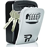Deals on Rudy Run Key Lock Box for Outside Waterproof Combination