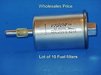 amazon com whole sales price lot 10 fuel filter f35256 g8216 fits Cadillac DeVille whole sales price lot 10 fuel filter f35256 g8216 fits cadillac (deville 1997