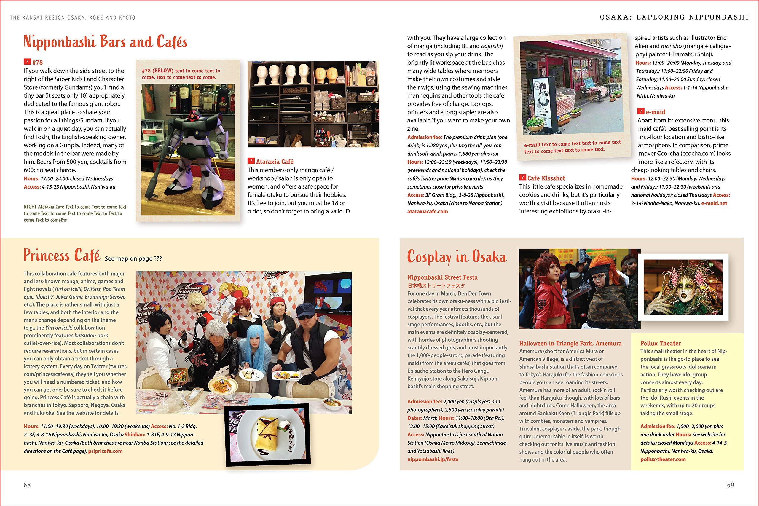 Otaku Japan Travel Guide: Explore the World of Japanese ...