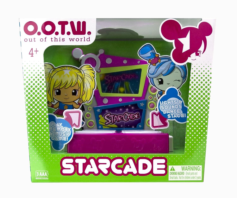 Amazon.com: O.O.T.W. Starcade: Toys & Games
