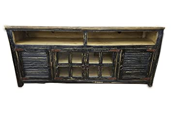 Amazon Com Hiend Rustic Western Antique Distressed Reclaimed Wood