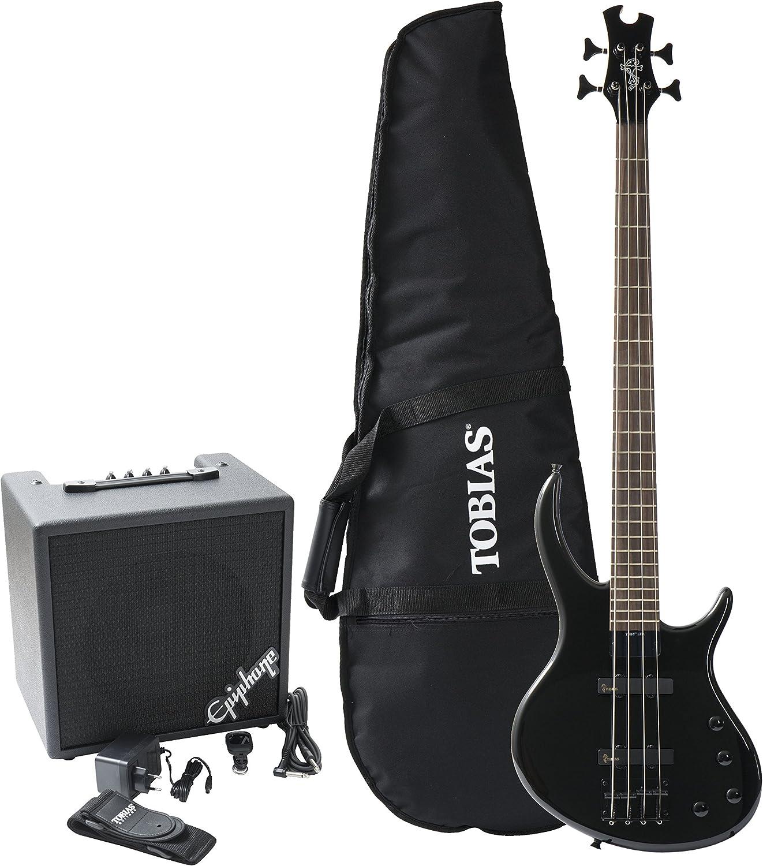 Epiphone Toby Bass Perfomance Pack · Set de bajo eléctrico: Amazon.es: Electrónica