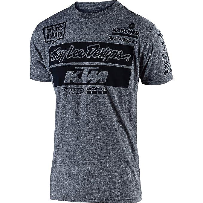 Troy Lee Designs Camiseta Oficial del Equipo: Amazon.es: Ropa y ...