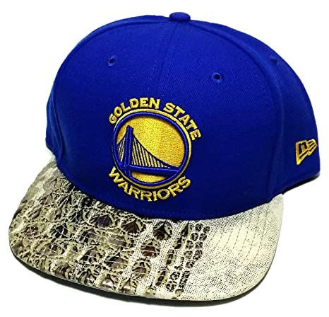 bec953013496 ... coupon code for golden state warriors st nba new era 9fifty crocodile  blue tan snapback hat