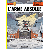 Lefranc (Tome 8) - L'Arme absolue (French Edition)