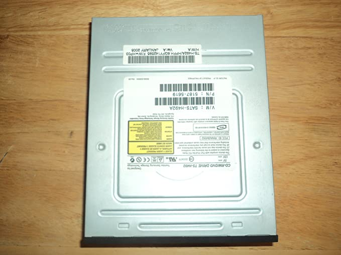 Cd-rw dvd drive ts-h492 driver download