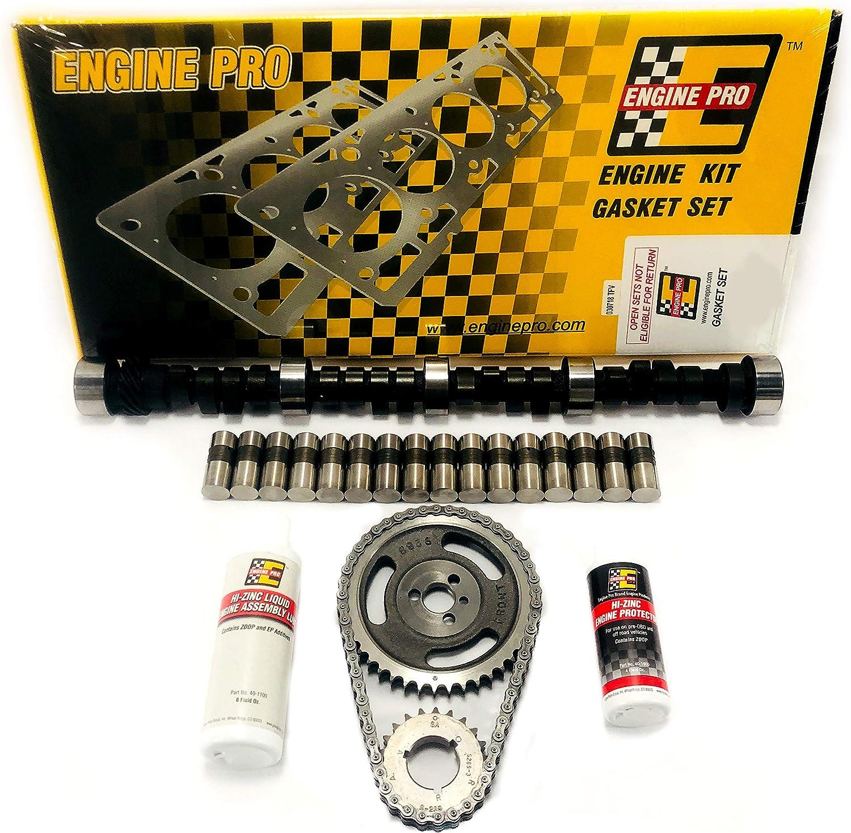 "Melling SBC Chevy Pushrods 5//16 Stock 7.794/"" Length 283 327 350 383 400"