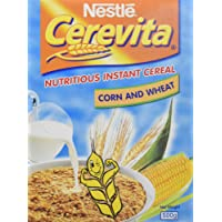 Nestle Cerevita Instant Cereal with Corn and Wheat 500 g