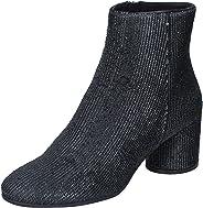 ELVIO ZANON Boots Womens Black
