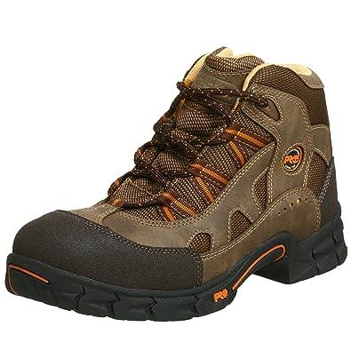 Timberland PRO Men's 50500 Expertise Steel Toe Work Boot,Brown