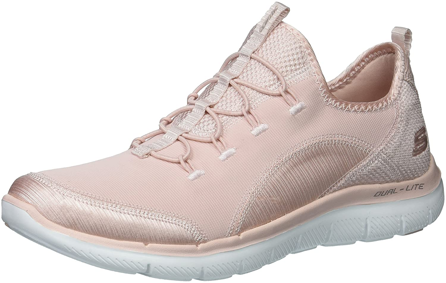 Skechers Flex Appeal 2.0 - Mixed Media,Pink  41 EU|Lt.pink