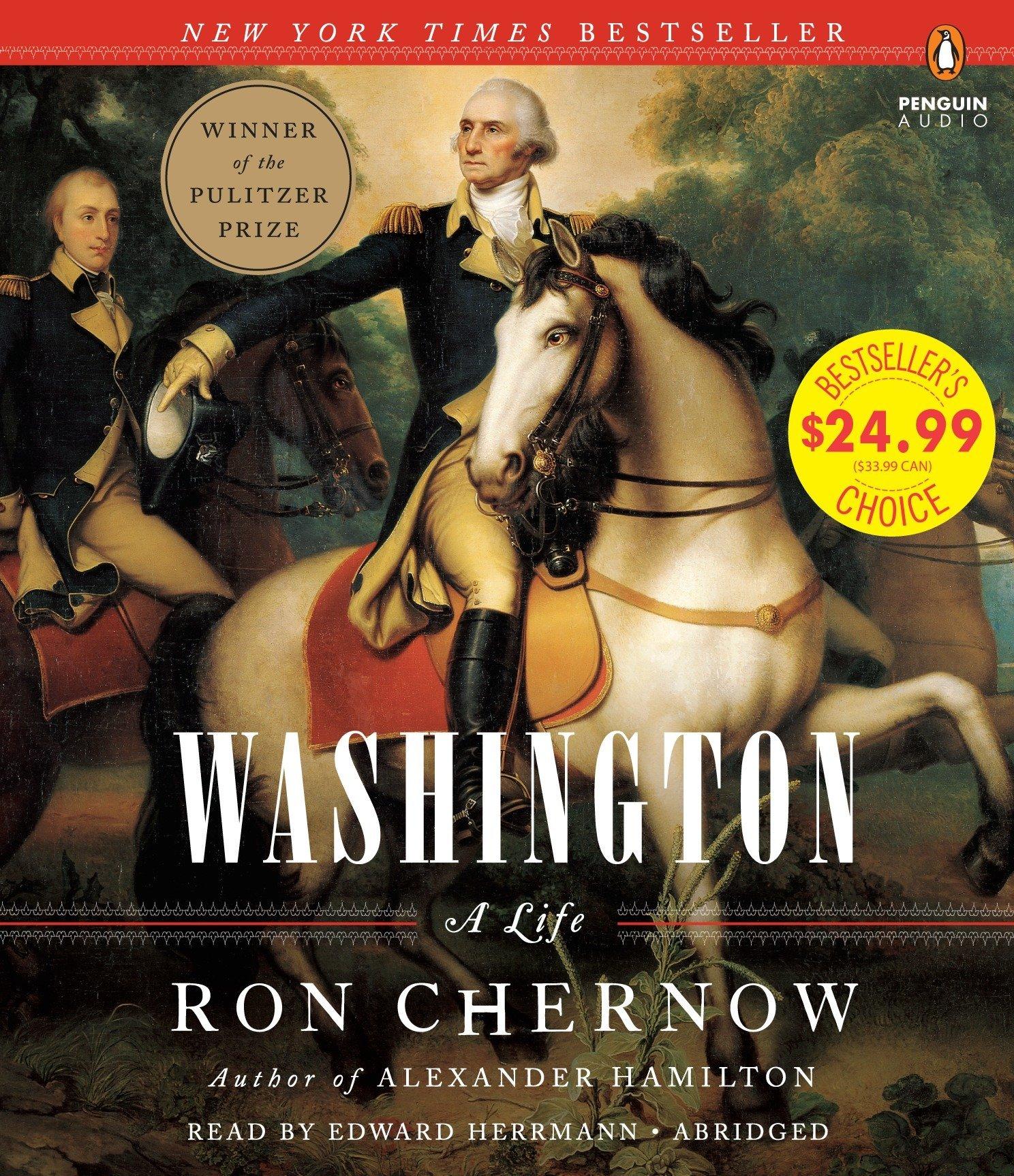 Washington: A Life: Amazon.es: Chernow, Ron, Herrmann, Edward ...