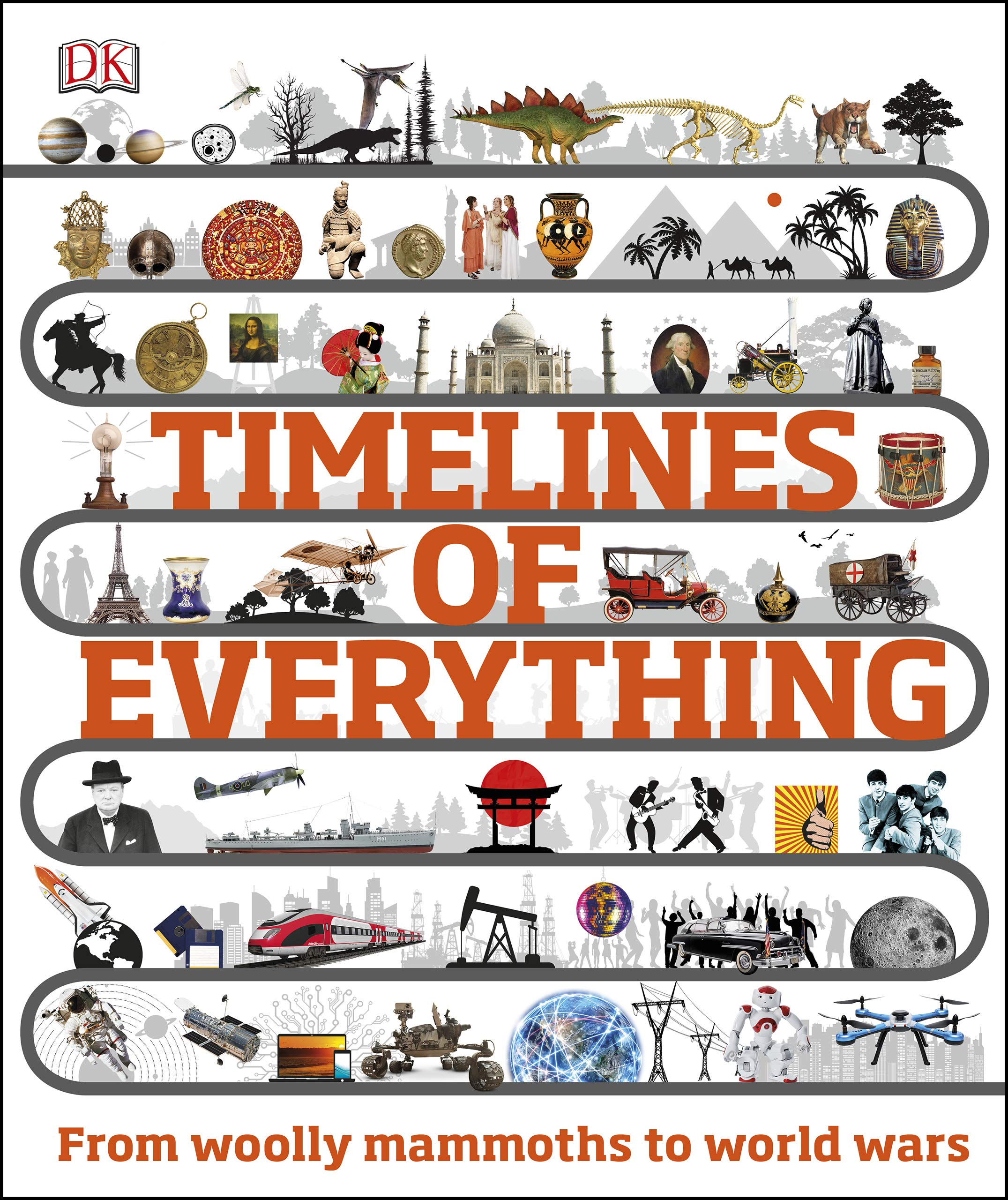 Timelines Of Everything  English Edition