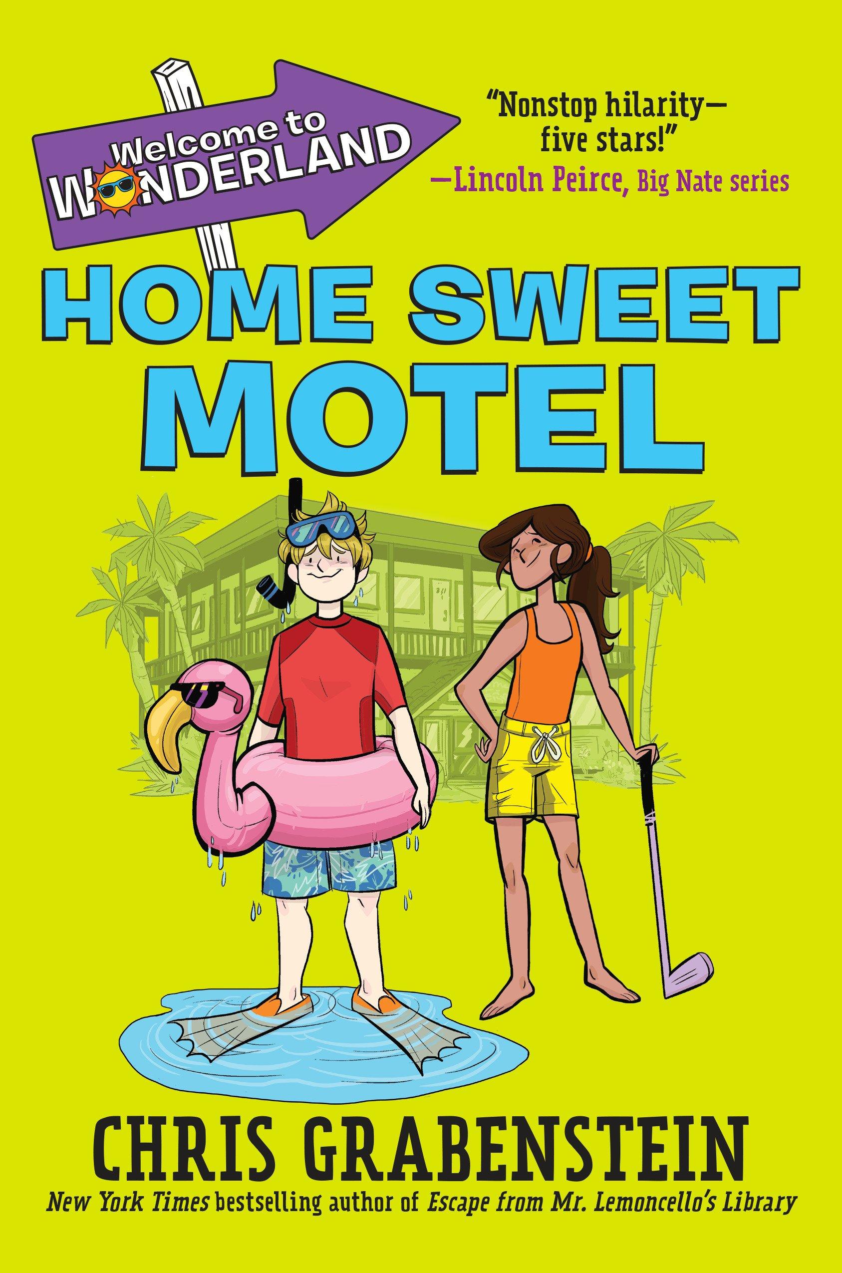 Welcome to Wonderland #1: Home Sweet Motel pdf