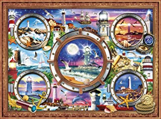 product image for Buffalo Games - from Sea to Shining Sea - 1000 Piece Jigsaw Puzzle