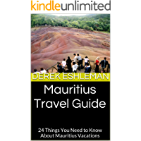 Amazon Best Sellers: Best Mauritius Travel Guides
