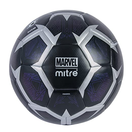 f7061a23fb312 Mitre Kids  Black Panther Match Football