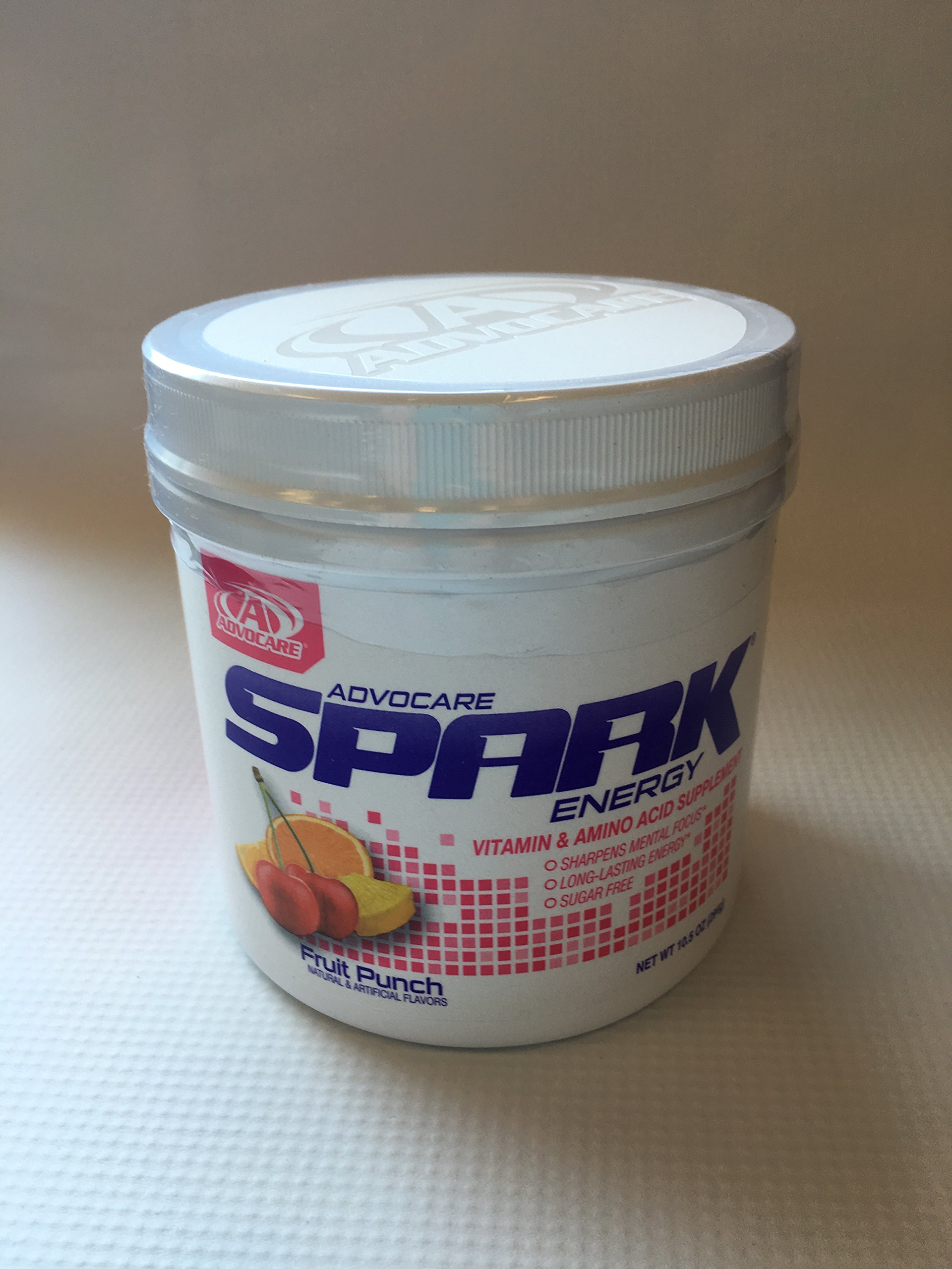 AdvoCare Spark Energy Drink, Fruit Punch, 10.5 Oz. by AdvoCare (Image #1)