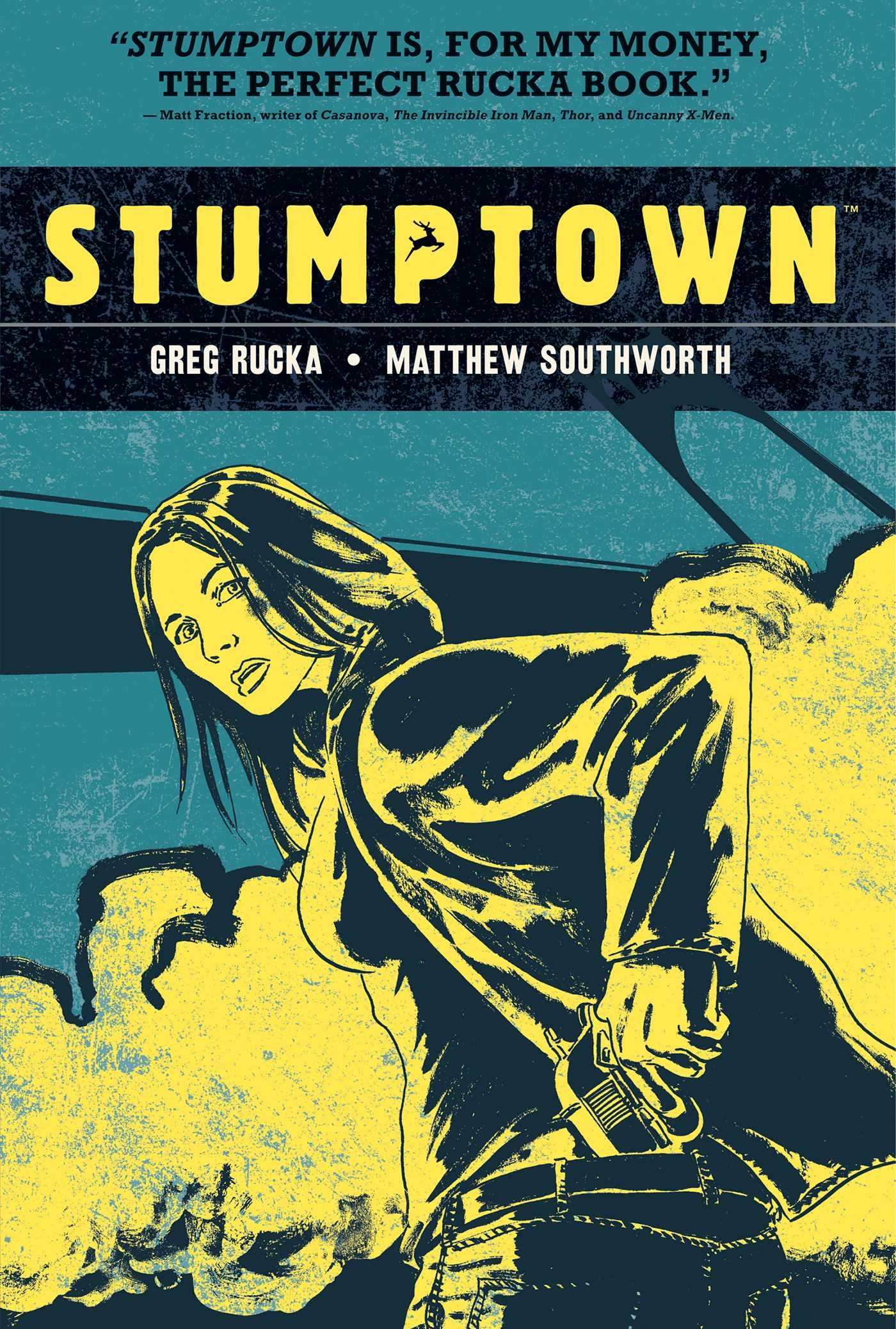 Stumptown, Vol. 1 pdf epub