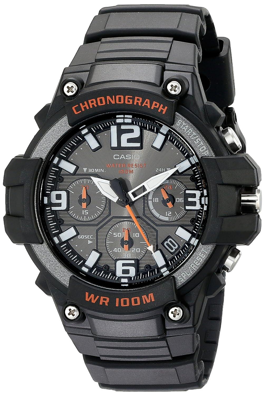Casio Men s MCW100H Heavy Duty Design Watch