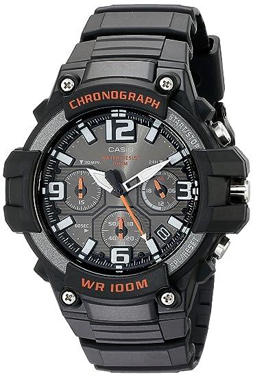 d27f13e38dd5 CASIO MCW-100H-1A Reloj Hombre CRONO 100  classic  Amazon.es  Relojes