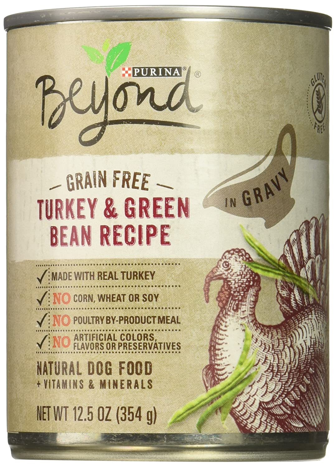 Nestle Petcare Beyond Grain Free Turkey & Green Bean Recipe, 1 Count, One Size