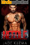 Needle: A Bad Boy Biker Romance (Black Reapers Motorcycle Club Book 2)