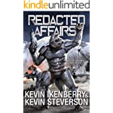 Redacted Affairs (Rise of the Peacemakers Book 1)