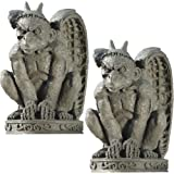 Design Toscano The Cathedral Gargoyle Statue - Set of Two