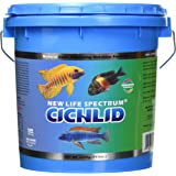 New Life Spectrum Naturox Series Cichlid Formula Supplement, 2200g