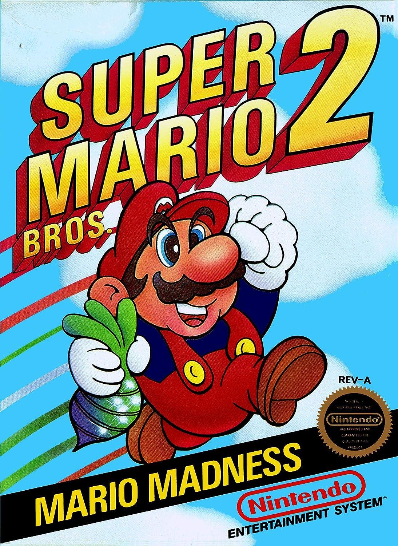 Super Mario Bros. 2: Video Games