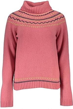 d5cdd394196c GANT 1303.486057 Pullover Damen rosa 658 S  Amazon.de  Bekleidung