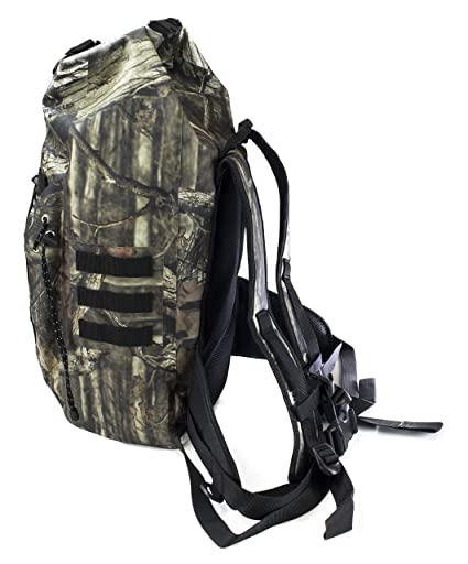 Amazon.com   DRYCASE Brunswick Waterproof Camo Backpack-35 Liter-Mossy Oak    Sports   Outdoors dca16bd839
