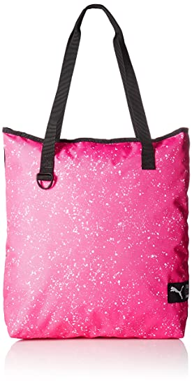 delicate PUMA Fundamentals Womens Shopper Bag, Womens ...