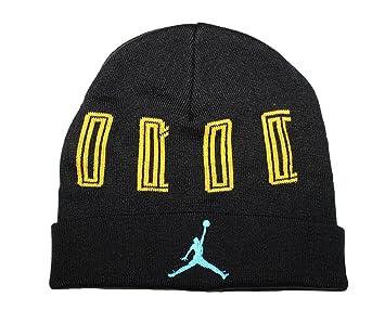 Nike pour homme Air Jordan Retro XI Bonnet pour adulte Noir Taille unique Gamma Bleu