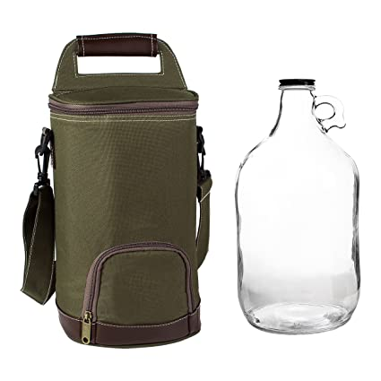 Image Unavailable. Image not available for. Color  Cathy s Concepts  Personalized Insulated Growler Cooler ... 29eeeeb1bc977