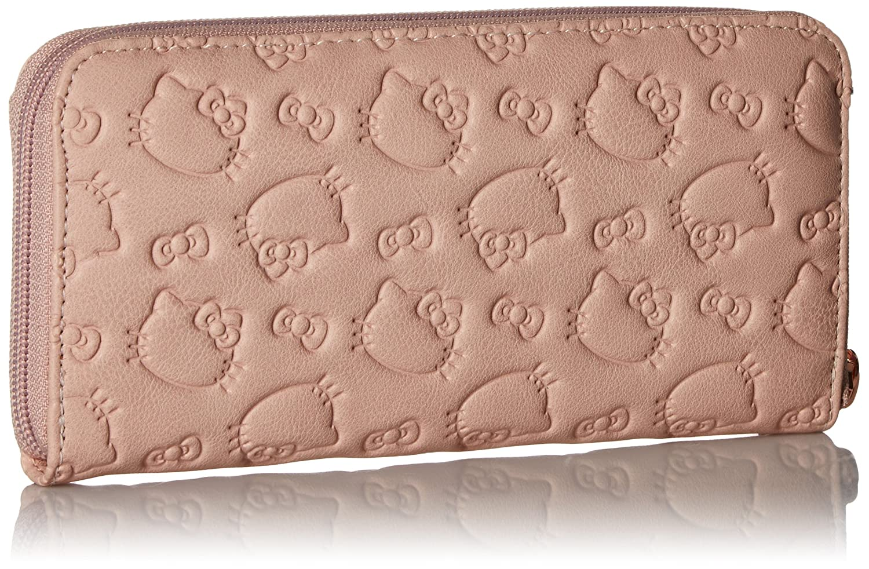 4400733cf1 Amazon.com  Loungefly Hello Kitty Dusty Crossbody Wallet
