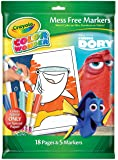 Crayola Finding Dory Color Wonder Paper & Markers
