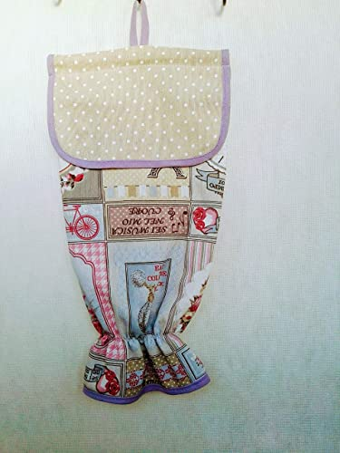Guarda bolsas de tela vintage París