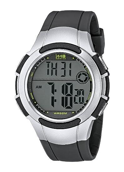 Timex Quarz T5K2384E - Reloj de mujer de cuarzo, correa de resina color gris: Timex: Amazon.es: Relojes