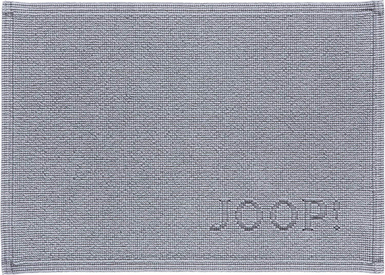 Joop  Badematte Signature grau Größe 60x90 cm