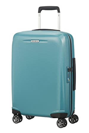 SAMSONITE Starfire - Spinner 55/20 Equipaje de Mano, 55 cm, 31 Liters, Azul (Ice Blue): Amazon.es: Equipaje
